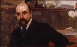 Joaquin Sorolla y Bastida - Conde de Artal (The Count of Artal)