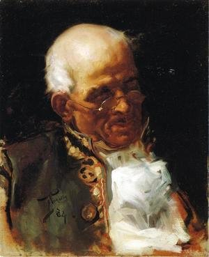 Portrait of a Caballero