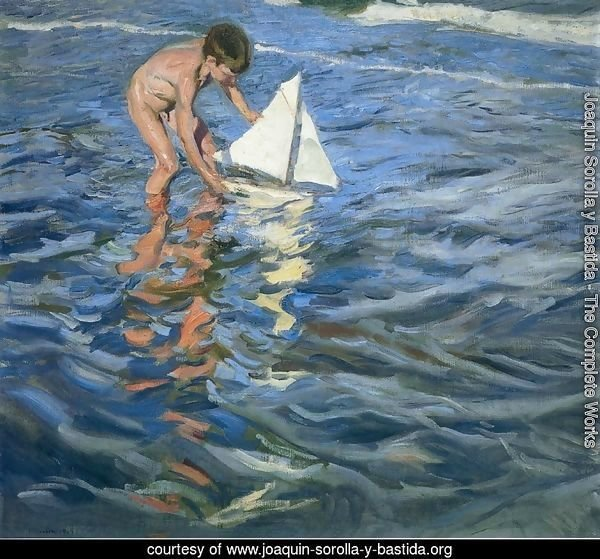 The Young Yachtsman, 1909