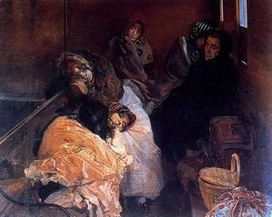 Joaquin Sorolla y Bastida - Trafficking in human beings