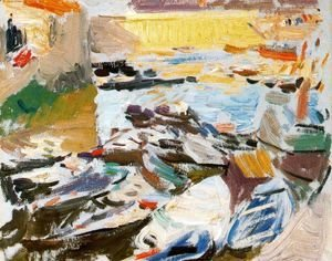 Joaquin Sorolla y Bastida - Port of passages